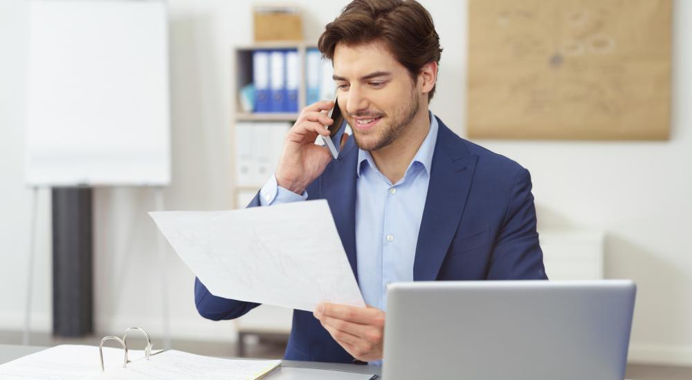 Solution de téléphonie unique pour les courtiers d'assurance